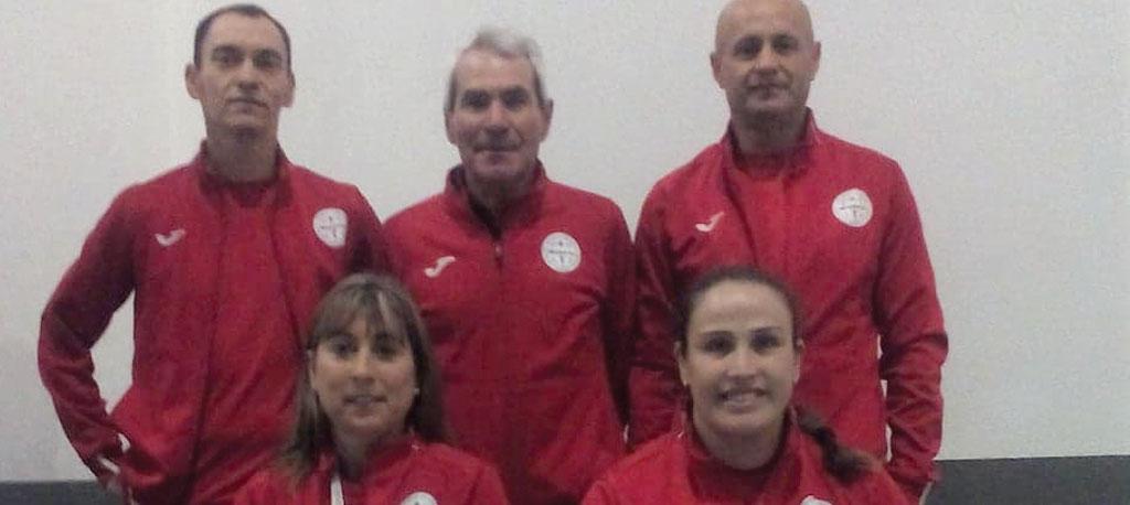 Masters da ADREP conquistam quatro medalhas em Braga