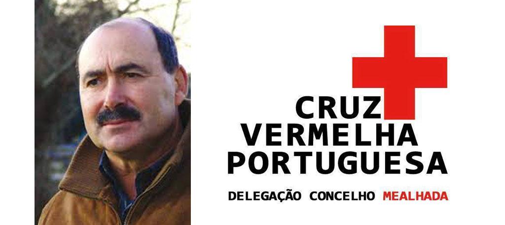 Mealhada: Manuel Cardoso reconhecido pela Cruz Vermelha