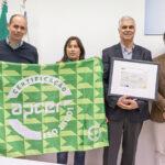 Sociedade da Água de Luso com Certificação Ambiental
