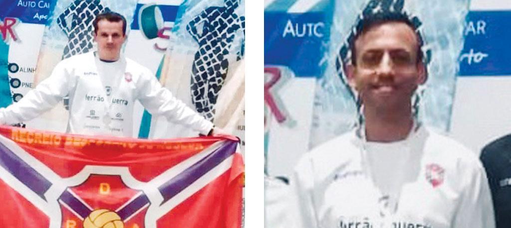 RD Águeda com dois campeões nacionais