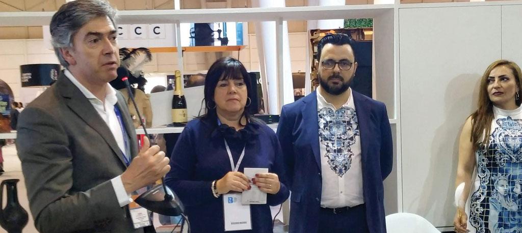 """Cantanhede: """"Roteiro de Inês de Castro"""" apresentado na BTL"""