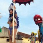 Carnaval de Oiã ficou no estaleiro, à espera de futuro