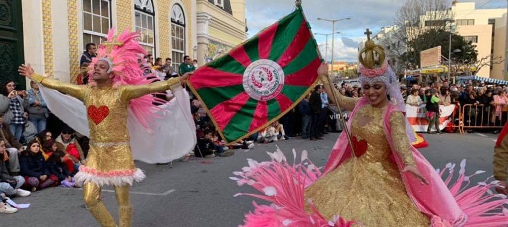 Sócios da Mangueira voltam a ser os melhores no Carnaval da Mealhada