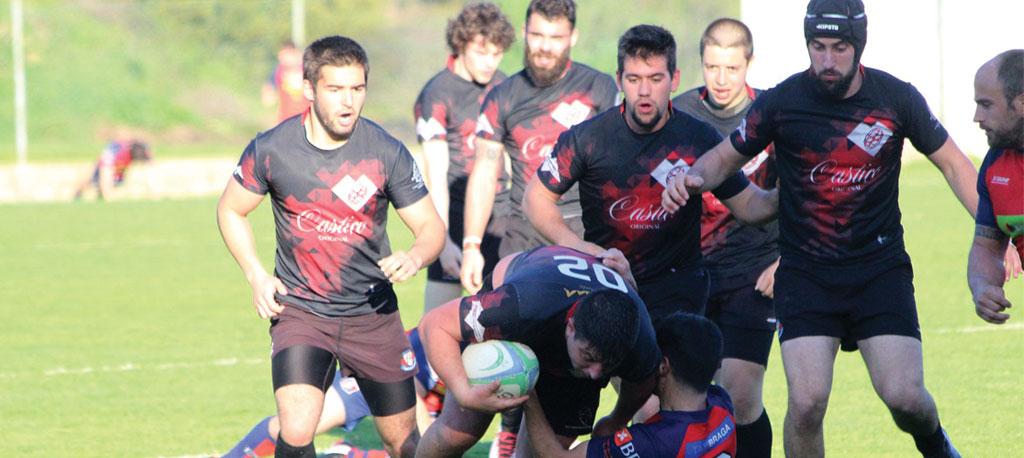 MRC Bairrada vence Braga e apura-se para as meias-finais