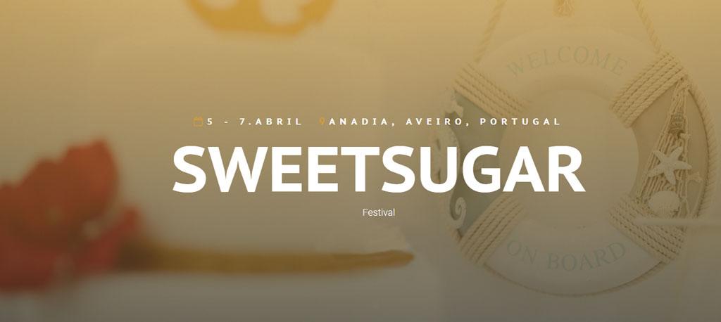Sangalhos: Arte e História são mote do 2.º Festival Sweet Sugar