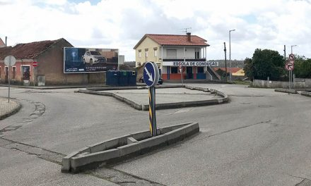 Oliveira do Bairro: Obras avançam na Rua Cândido dos Reis