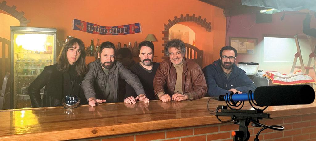 """""""Bruno Aleixo – O Filme"""" foi gravado em Anadia"""
