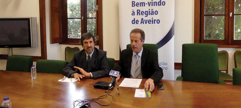 """Aveiro: """"É a somar que somos mais fortes"""", diz presidente da CIRA"""