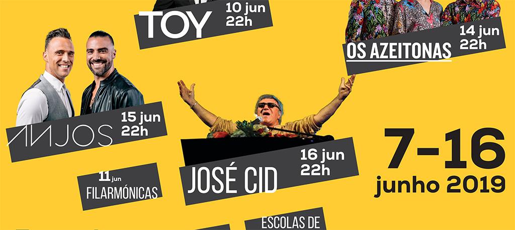 Mealhada: José Cid, Anjos, Toy e Piruka entre as apostas da FESTAME