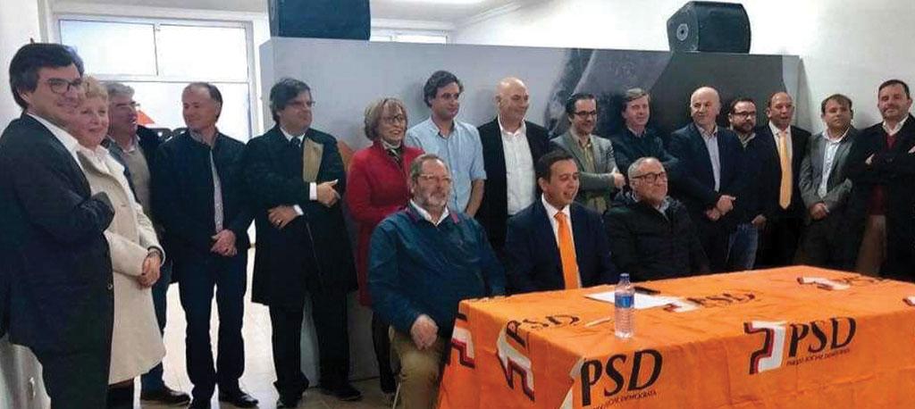 PSD Vagos: Malheiro na tomada de posse