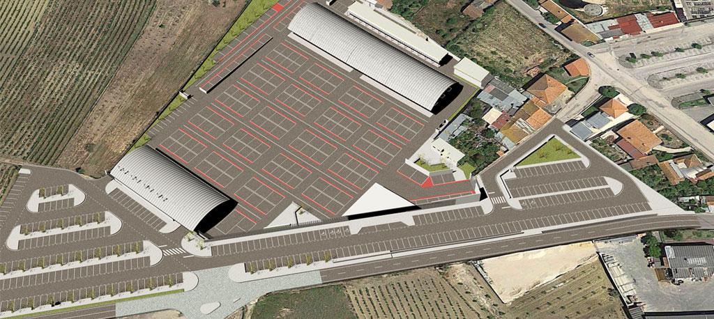 Vilarinho do Bairro: Mercado requalificado abre no dia 28 de abril