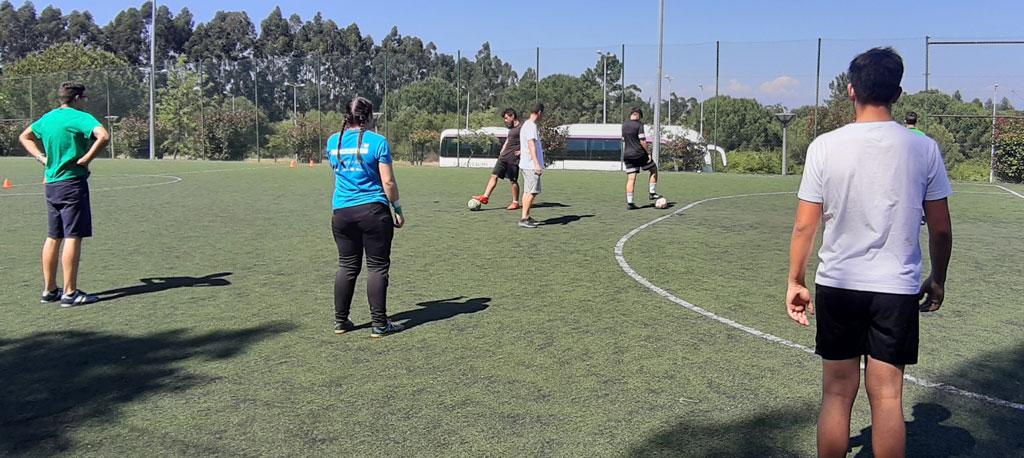 O. do Bairro: Equipa de futebol de rua com apoio do município