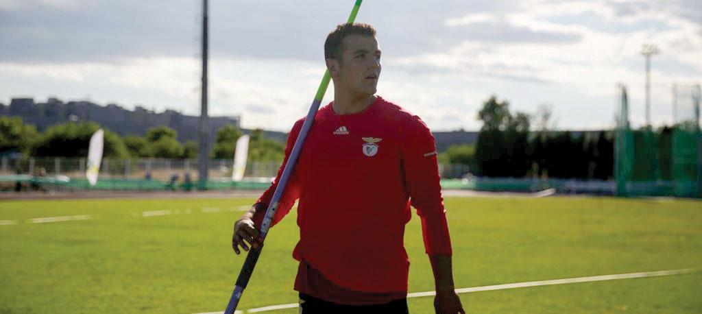 Leandro Ramos bate recorde de Portugal