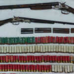 Cantanhede: GNR apreende armas e munições em processo de violência doméstica