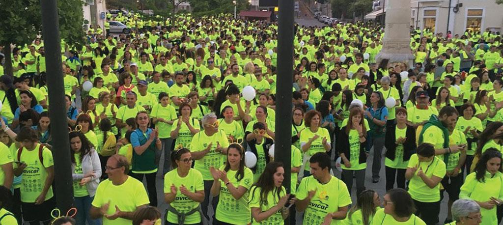 Anadia: Mais de 3.500 participantes na NeonRUN a favor dos Bombeiros