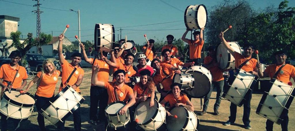 Vilarinho do Bairro: Grupo Bate Forte  leva longe nome da freguesia e do concelho