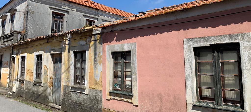 Oliveira do Bairro é um dos 46 municípios do país com IMI agravado para casas devolutas