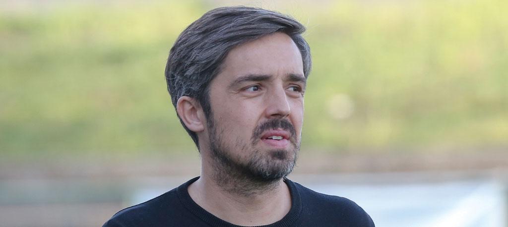 Nuno Pedro, treinador do Anadia, em entrevista
