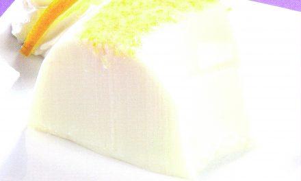 Receita da semana: Pudim fresco de limão