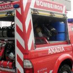 Município de Anadia financia nova viatura para os bombeiros