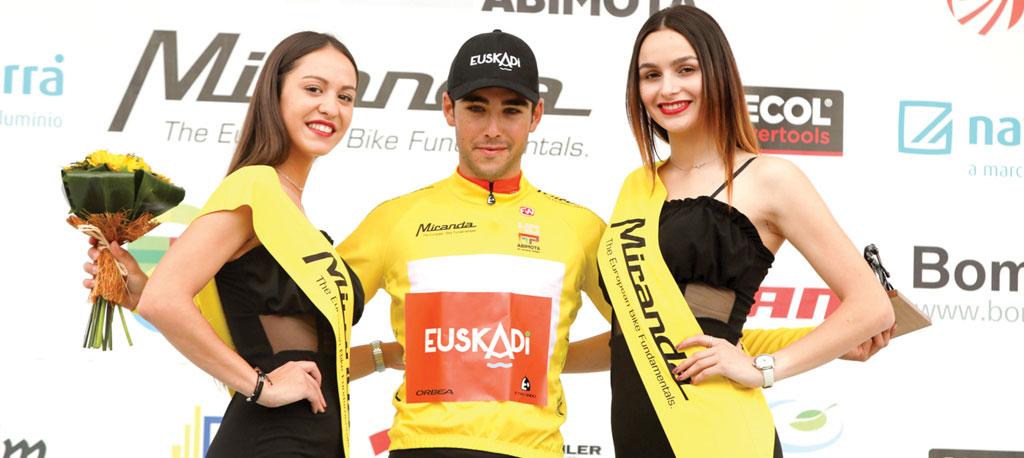 Gotzon Martin vence 40.º GP ABIMOTA