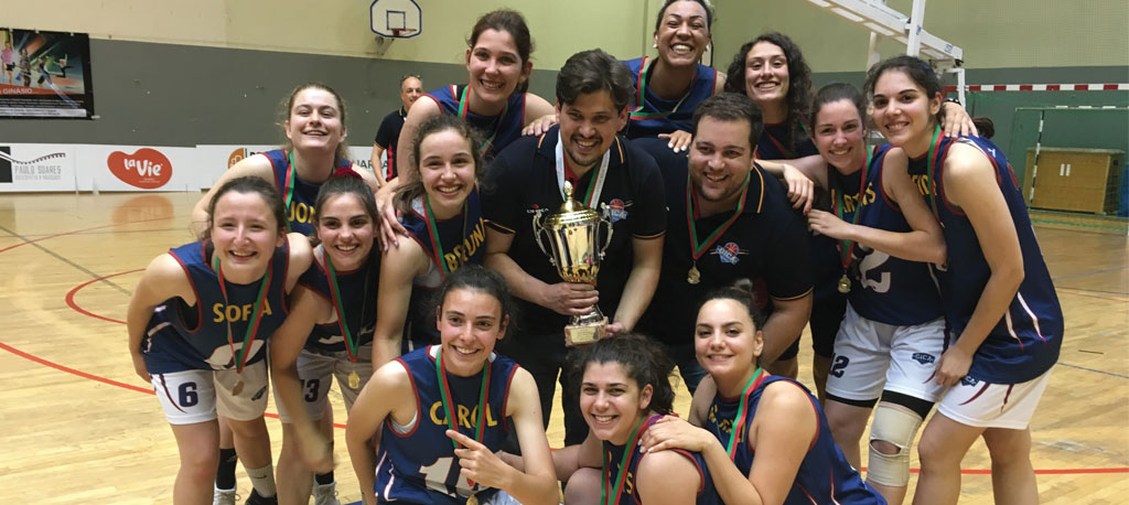 GiCA vence Taça Nacional de Seniores