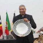 Nobel da Paz condecorado em Vagos
