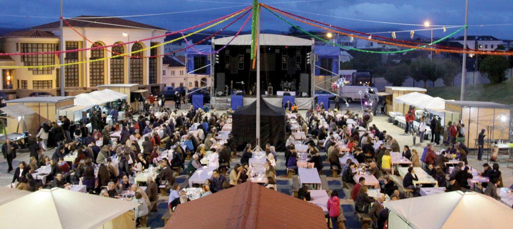 Anadia festeja Santo António com Sardinhada