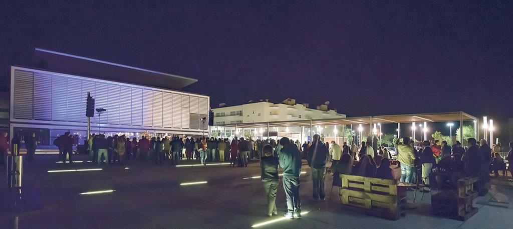 Anadia: Ciclo de concertos anima Praça da Juventude