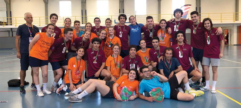 AE Oliveira do Bairro sagra-se campeão