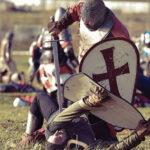 Expofacic: Acampamento Medieval proporciona viagem no tempo
