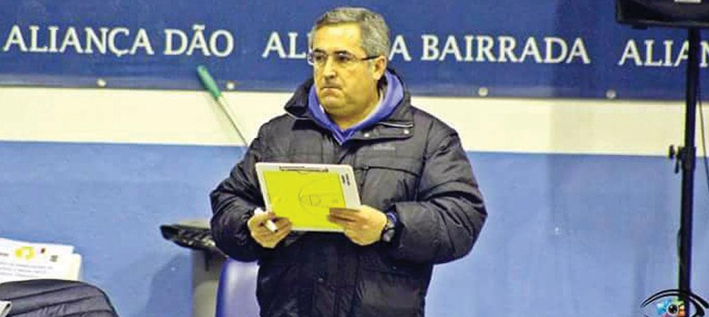 Ângelo Santos é o novo treinador do Sangalhos