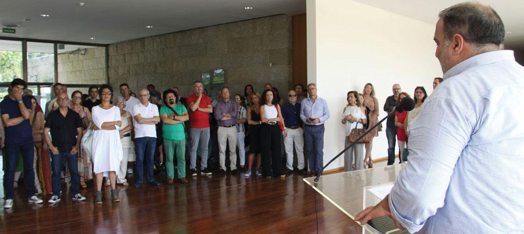 No Museu do Vinho Bairrada: Mostra temporária reúne trabalhos de 50 artistas