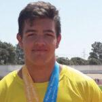 Marcelo Reis de ouro no peso e disco
