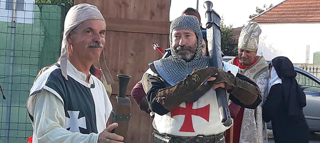 Feira Histórica de Vil. Bairro: Banquete medieval é ponto alto da 5.ª edição