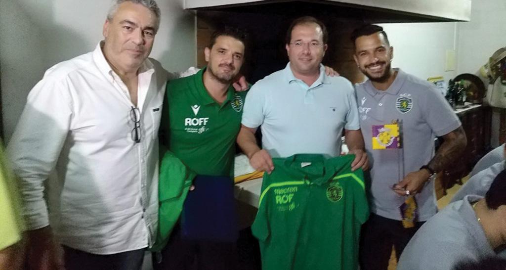 Futsal: Nuno Dias e Sporting homenageados na Poutena