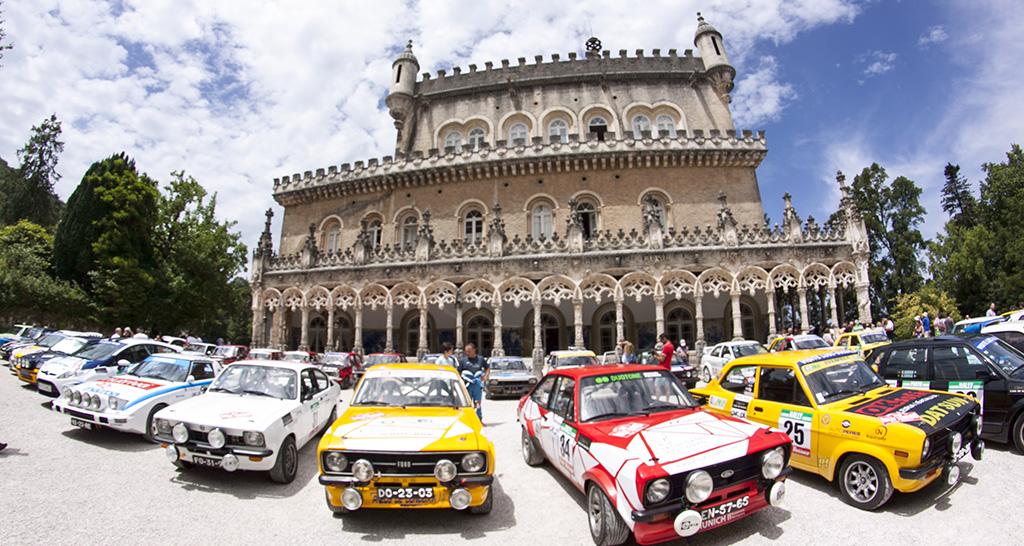 IV edição do Rally Legends volta ao Luso-Buçaco