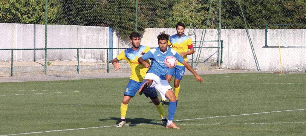 Anadia afastado da Taça de Portugal por equipa dos distritais