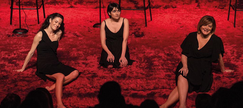 """""""Os Monólogos da Vagina"""" dia 21 no Cineteatro"""