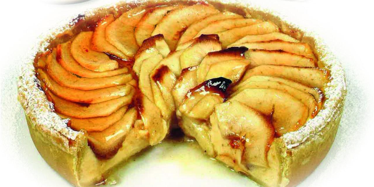 Receita da Semana: Tarte de maçã