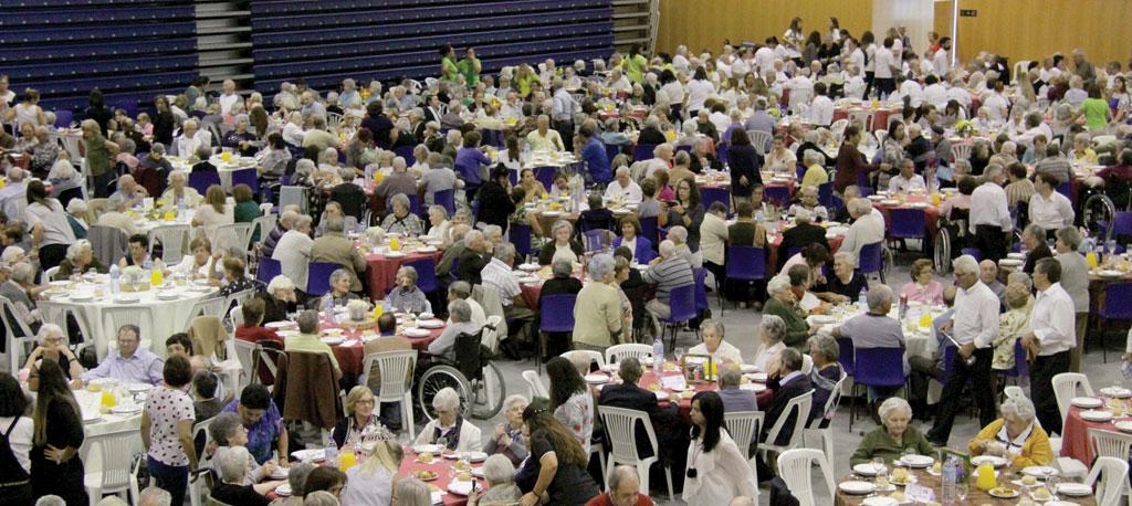 Anadia: Comemoração do Dia do Idoso junta quase mil seniores no pavilhão