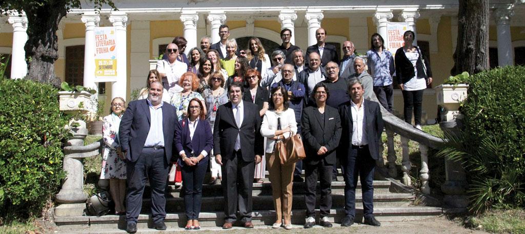 """Curia: """"Festa Literária Folha"""" quer ter abrangência nacional"""