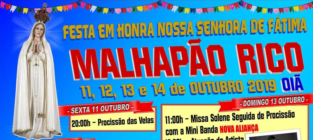 Malhapão: Juiz acusado de cancelar festa sem prestar contas