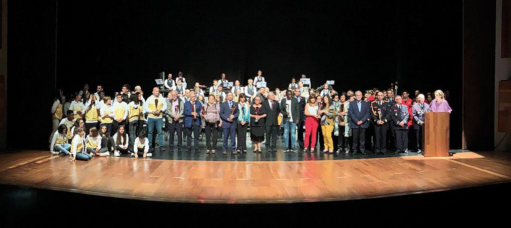 V Gala de Mérito de Oliveira do Bairro: fotorreportagem