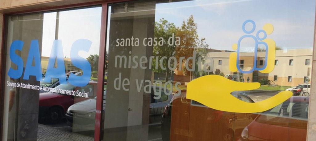 Vagos: Misericórdia abriu novo projeto social