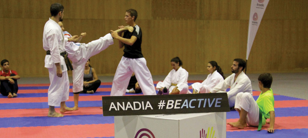 Anadia: Atividade desportiva mobiliza população e promove boa forma