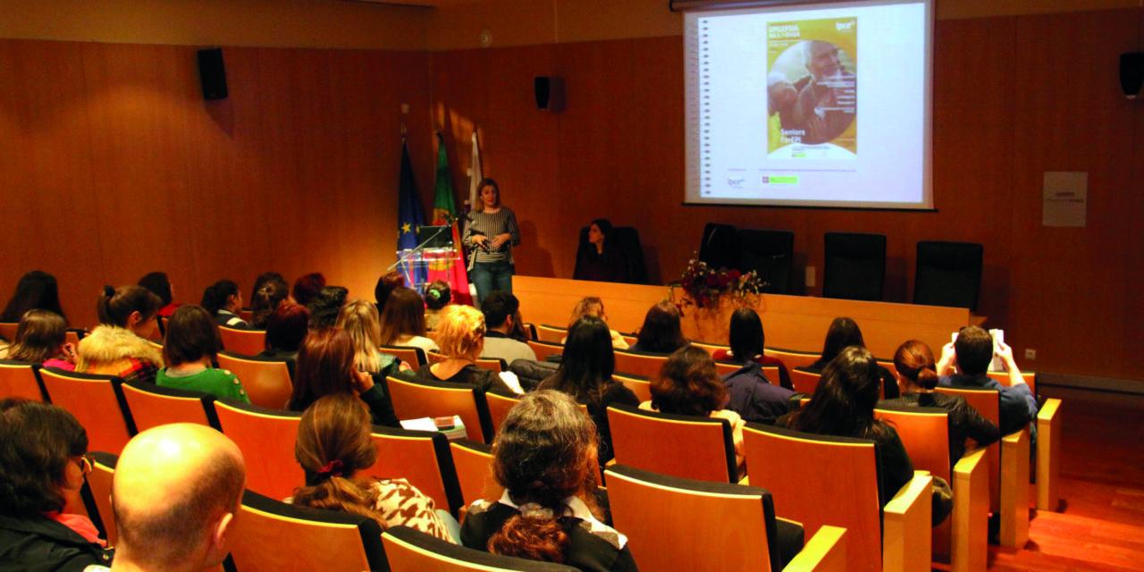 No Museu do Vinho Bairrada: Sessão sensibilizou para a epilepsia na 3.ª idade