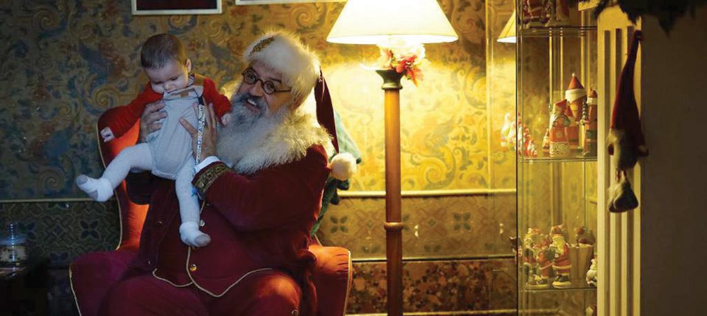 Vagos: Natal(i)a de volta à terra do Pai Natal