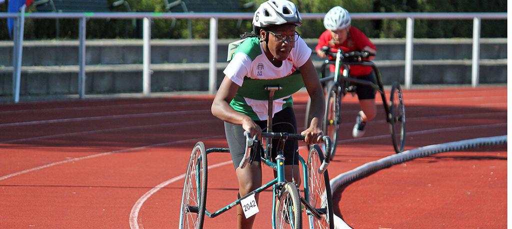 Triciclista de Anadia representa Portugal no Campeonato do Mundo de Para-Atletismo