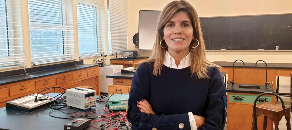 Prémio: Projeto da anadiense Sara Reis quer ajudar portugueses a tomar medicação corretamente